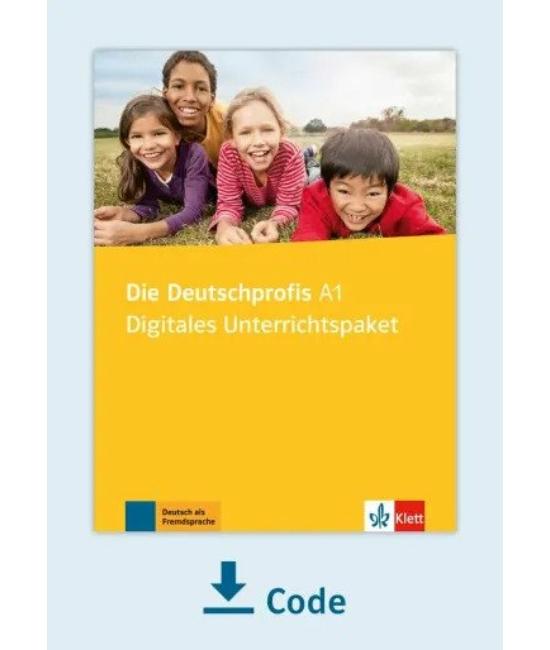 Die Deutschprofis A1 Digitales Unterrichtspaket