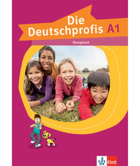 Die Deutschprofis A1.1 Übungsbuch - Digitale Ausgabe mit LMS - Tanulói verzió