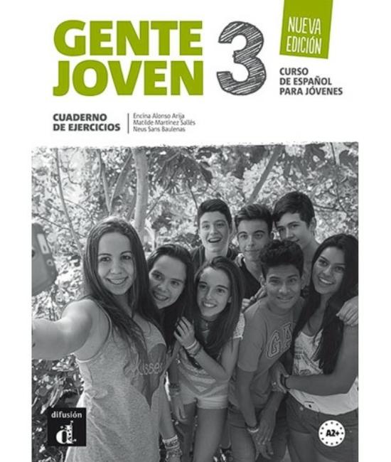 Gente joven 3 Nueva edición Cuaderno de ejercicios