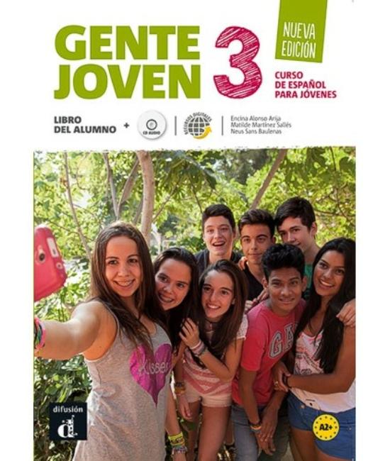 Gente joven 3 Nueva edición Libro del alumno