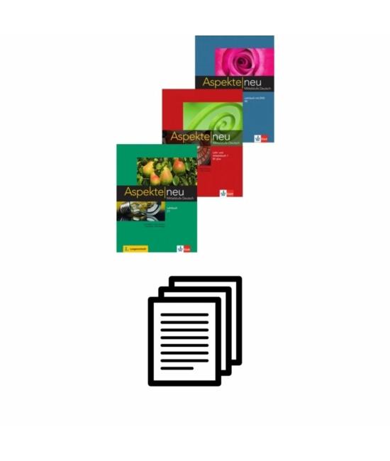 Aspekte neu Begleitmaterial Lösungen