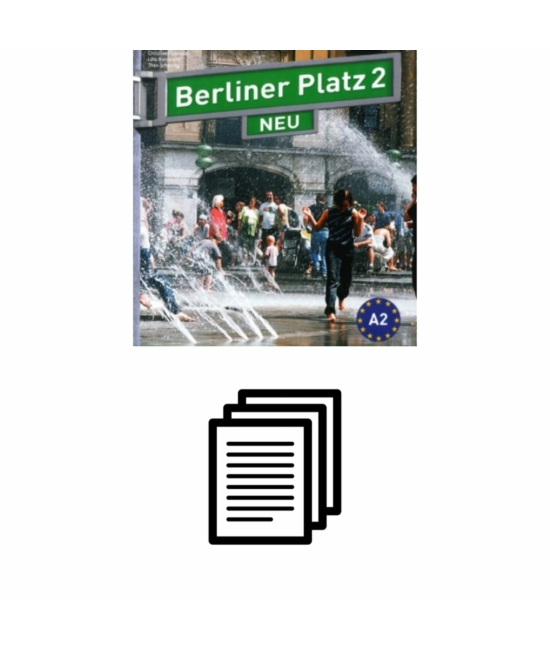 Berliner Platz NEU 2 DVD átirat