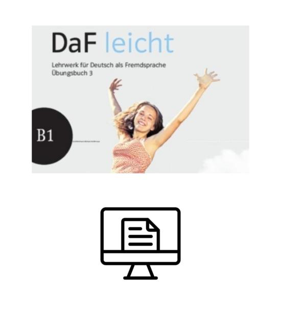 DaF leicht Übungsbuch 3 - digital
