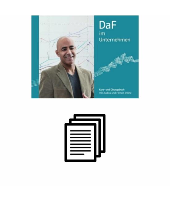 DaF im Unternehmen B1 Lektionstest 1 10