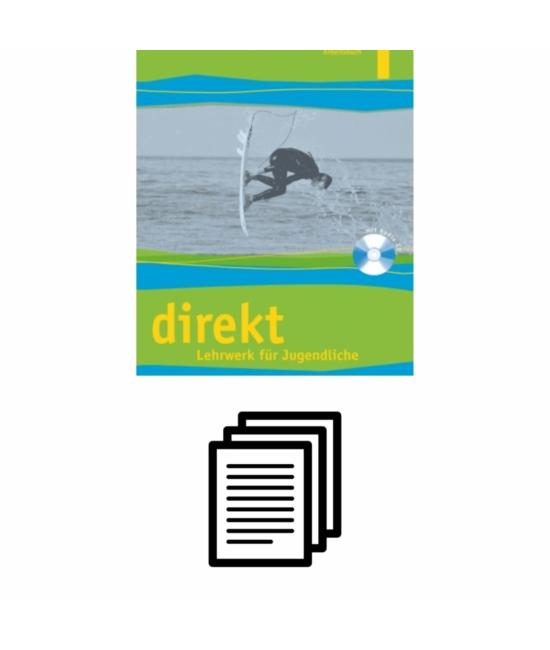Direkt Arbeitsbuch 1 - Megoldások