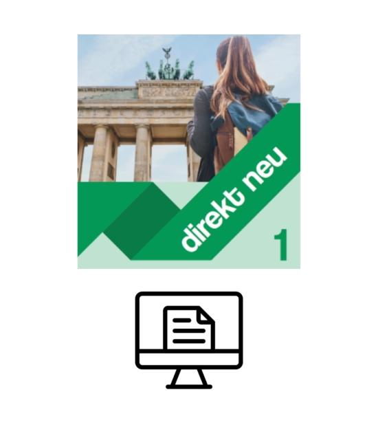 Direkt Neu Kursbuch 1 - Online lapozható verzió