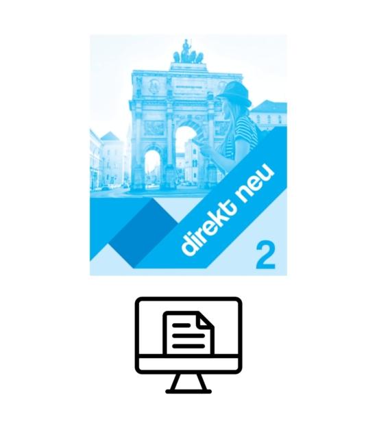 Direkt Neu Arbeitsbuch 2 - Online lapozható verzió