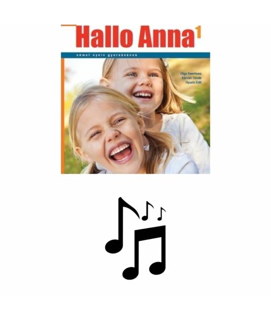 Hallo Anna 1 - CD 1 hanganyaga