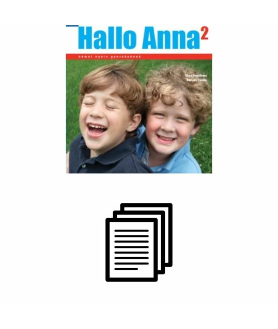 Hallo Anna 2 - Fénymásolható feladatok
