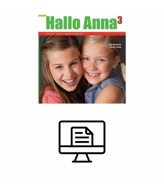 Hallo Anna 3 Tankönyv - online lapozható verzió