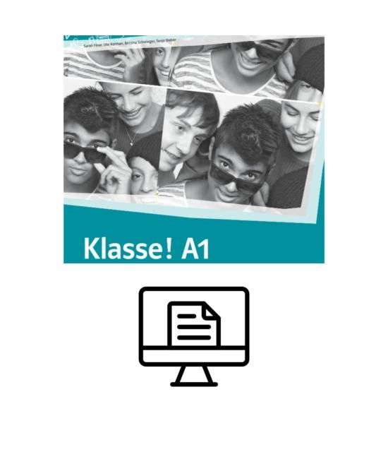 Klasse! A1 Übungsbuch - Online feladatok