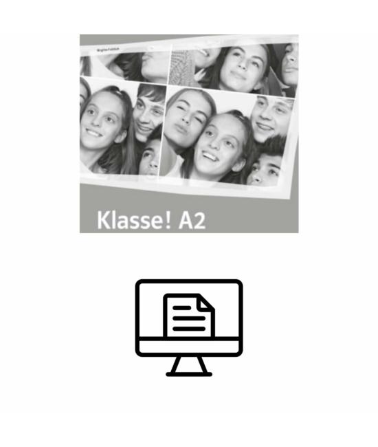 Klasse! A2 Lehrerhandbuch – digital