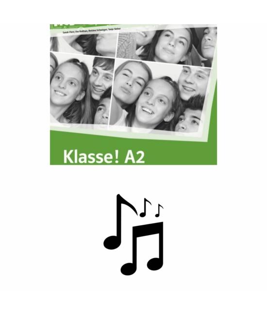 Klasse! A2 Übungsbuch - Hanganyag