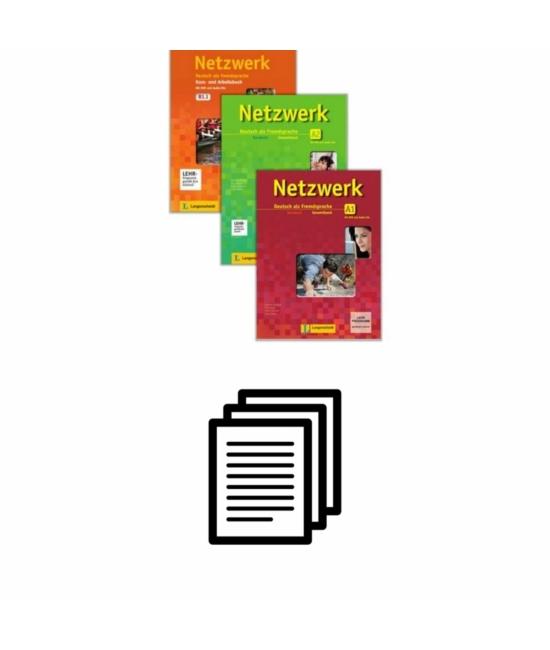 Netzwerk Begleitmaterial Glossare