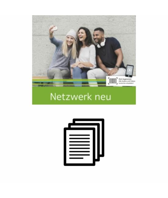 Netzwerk neu Kursbuch A2 1 6 transkript video