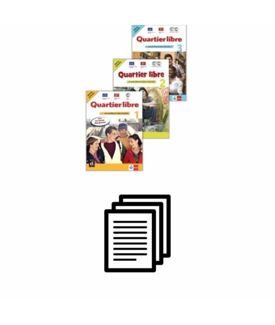 Helyi tantervjavaslat a Quartier libre tankönyvcsaládhoz