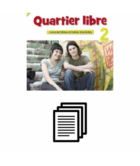 Quartier Libre 2. Videók szövege