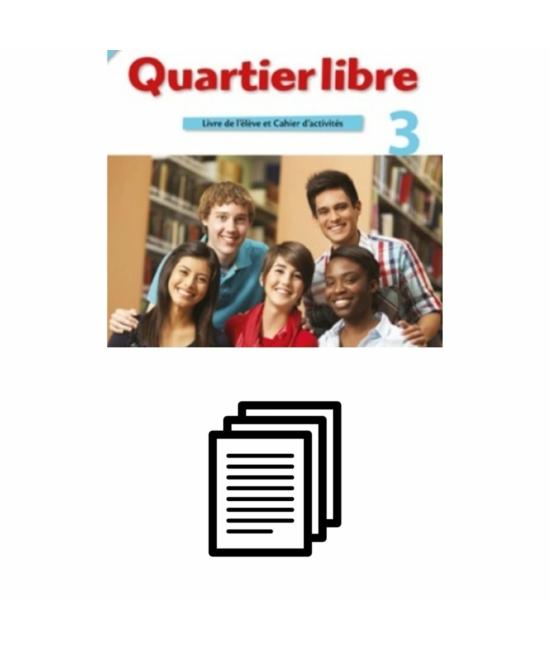 Quartier Libre 3. Videók szövege