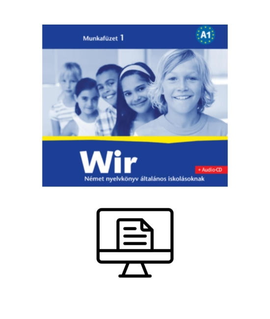 Wir 1. Munkafüzet - Online lapozható változat