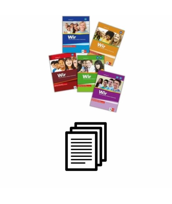 Wir tankönyvcsalád tantervjavaslat az új NAT szerint
