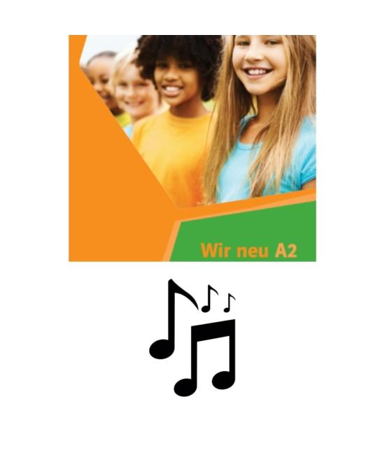 Wir neu 2 Tankönyv - Letölthető hanganyagok