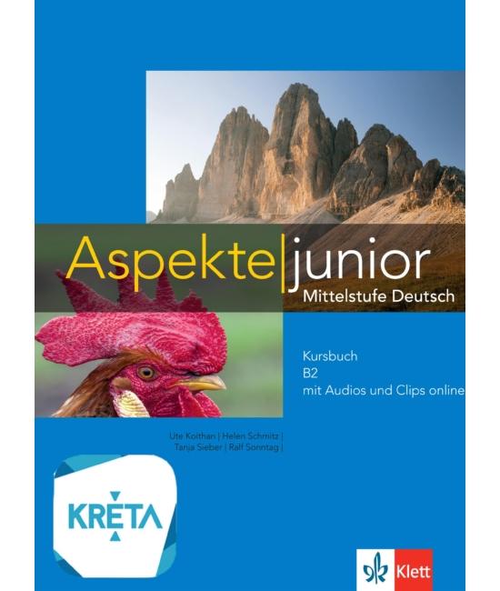 Aspekte junior B2 - Kréta rendszerbe feltölthető tanmenetjavaslat 12. évfolyam