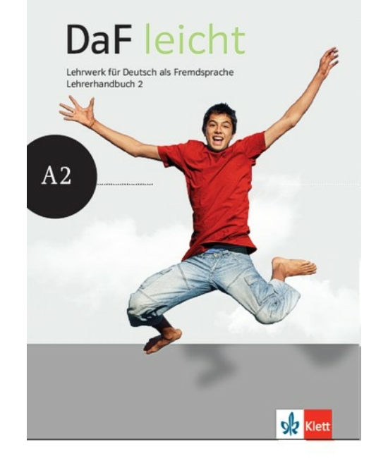 DaF leicht Lehrerhandbuch 2 - digital