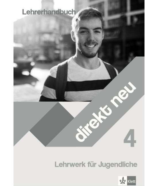 Direkt Neu Lehrerhandbuch 4 - digital