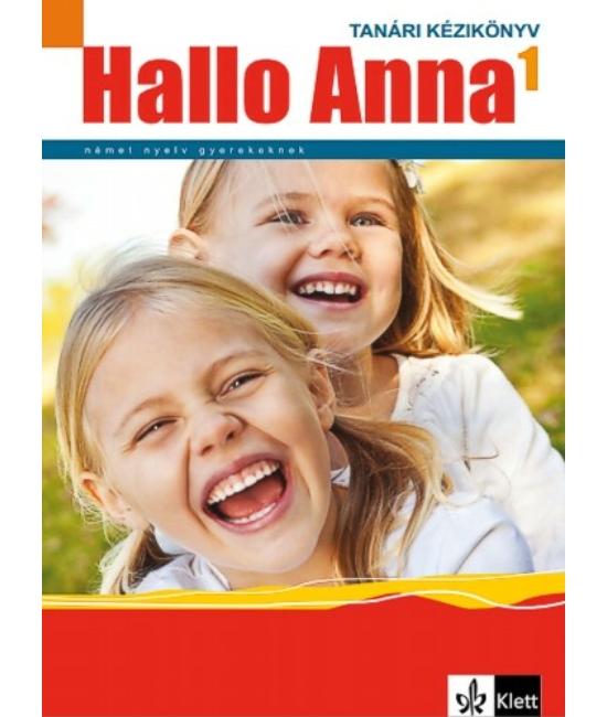 Hallo Anna 1 Tanári kézikönyv