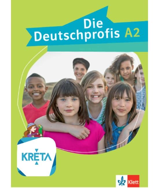 Die Deutschprofis A2.1 - Kréta rendszerbe feltölthető tanmenetjavaslat