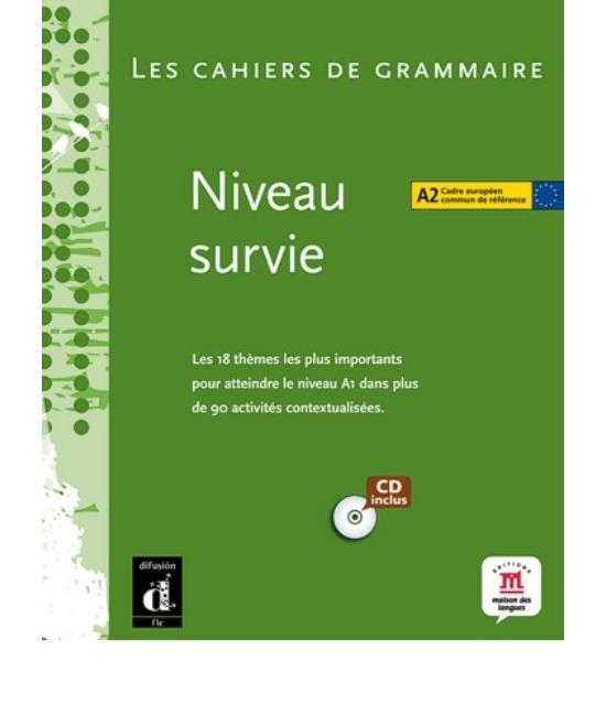 Les cahiers de grammaire francaise A2