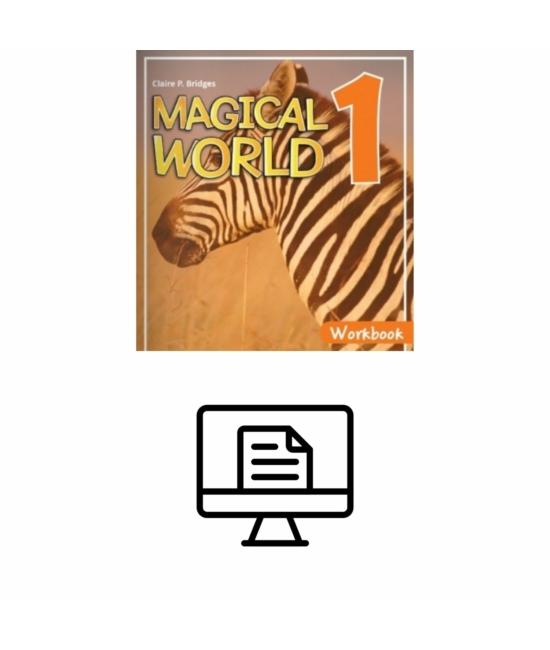 Magical World 1. Munkafüzet - Online lapozható változat