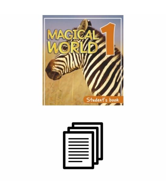 Magical World 1 Tanári kézikönyv