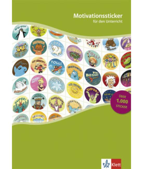 Motivationssticker für den Unterricht
