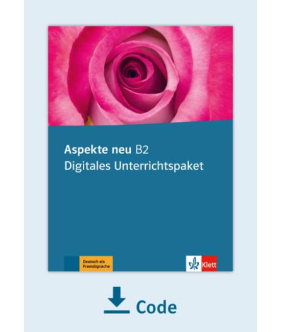 Aspekte neu B2 Digitales Unterrichtspaket