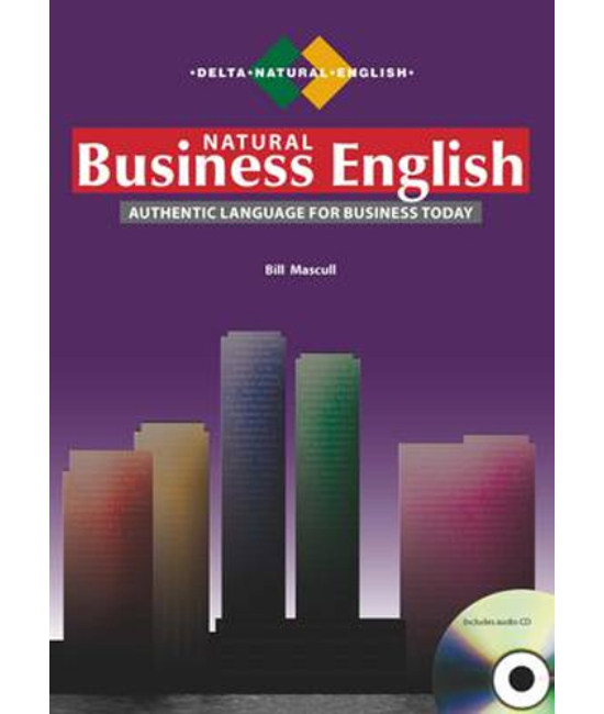 Natural Business English B2 C1 with CD