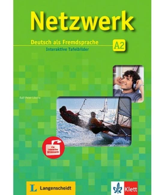 Netzwerk A2 40 Interaktive Tafelbilder auf CD-ROM