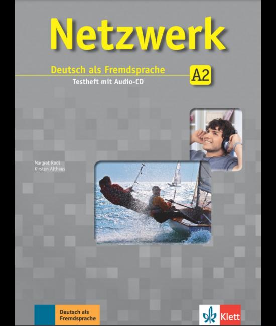 Netzwerk A2. Testheft mit Audio-CD