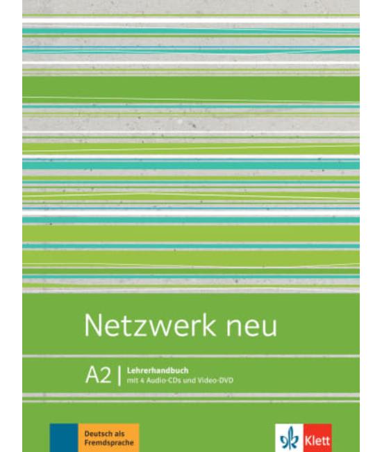 Netzwerk neu A2 Lehrerhandbuch mit Video DVD und Audio CDs