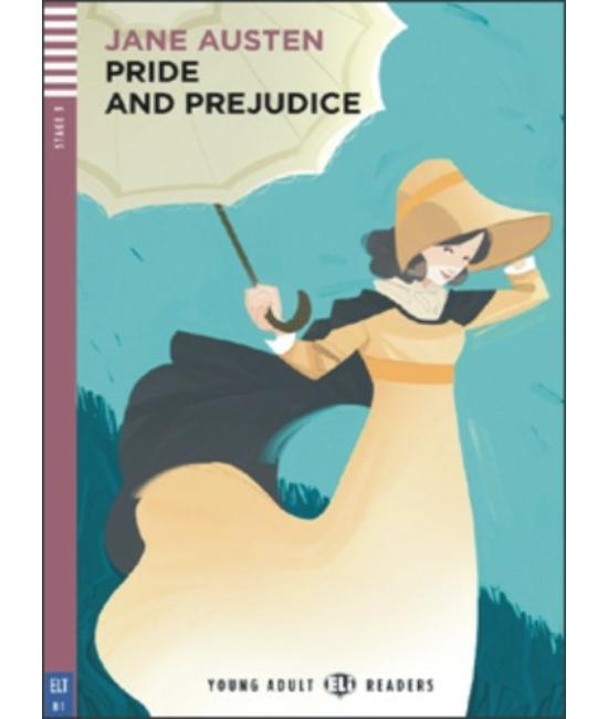 PRIDE AND PREJUDICE + Audio-CD