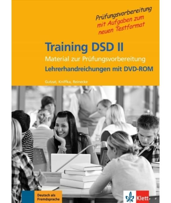 Training DSD II Lehrerhandreichung + DVD