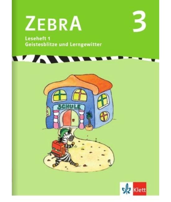Zebra 3. Lesehefte