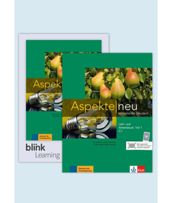 Aspekte neu C1 Teil 1 C1.1 Kurs- und Übungsbuch Teil 1 mit Audios Videos inklusive