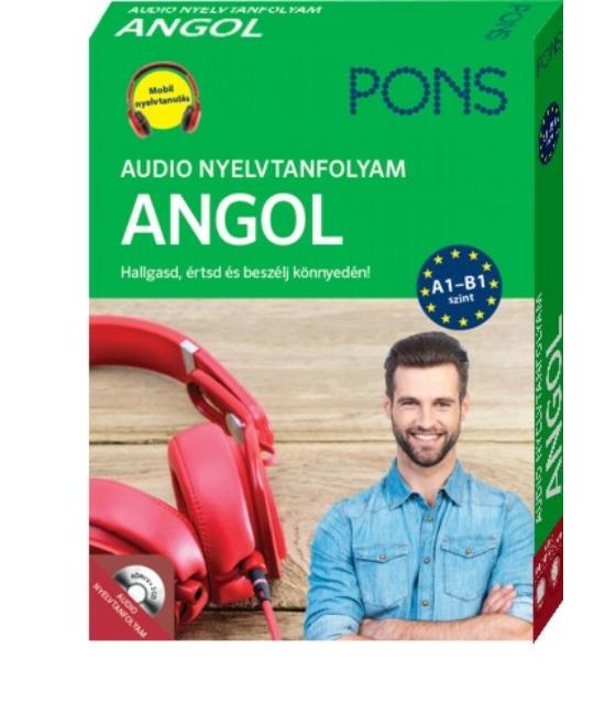 PONS Audio Nyelvtanfolyam - Angol