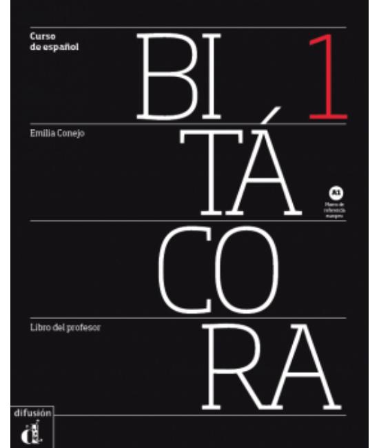 Bitácora 1 Libro del profesor