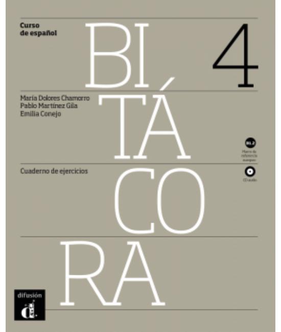 Bitácora 4 Cuaderno de ejercicios + CD
