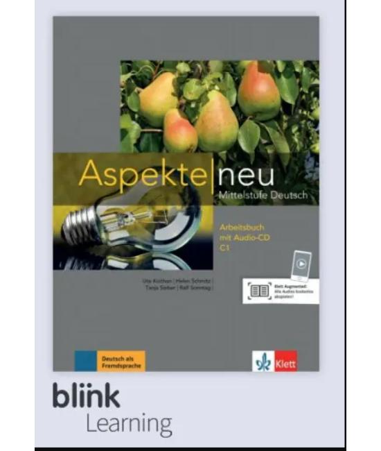 Aspekte neu C1 Arbeitsbuch Digitale Ausgabe mit LMS Tanári verzió