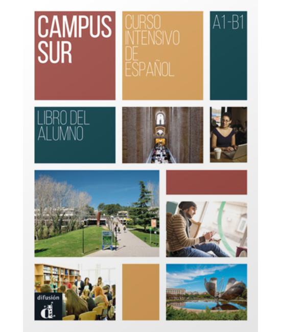 Campus Sur 1 Libro alumno