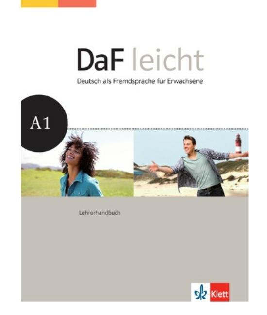 DaF leicht A1 - Lehrerhandbuch