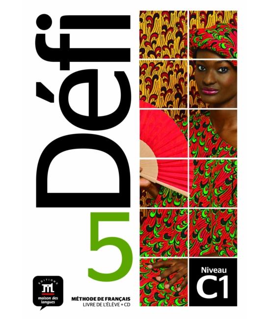 Défi 5 Livre de l'éleve et CD audio